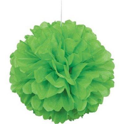 Pompom Grande Verde
