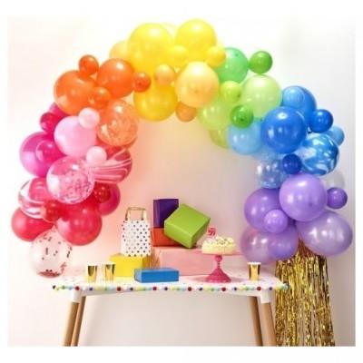 Arco Balões Coloridos