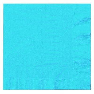 Guardanapos Azul Turquesa Lisos