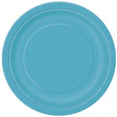 Pratos Azul Turquesa Pequenos