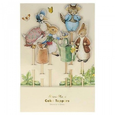 Topo Bolo Peter Rabbit
