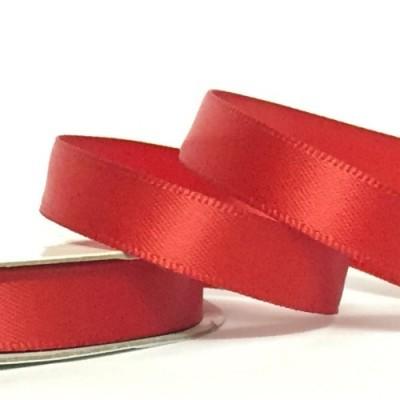 Fita Vermelho Cetim 10mm