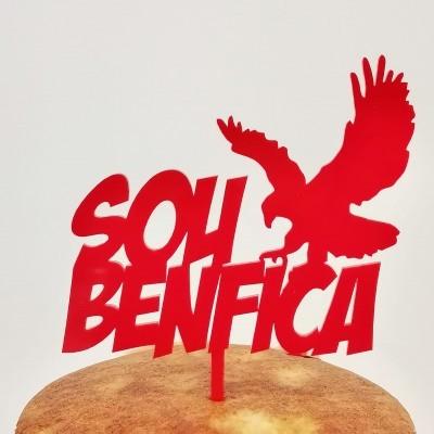 Topo Bolo Sou Benfica