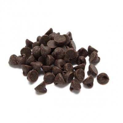 Pingos de Chocolate Negro