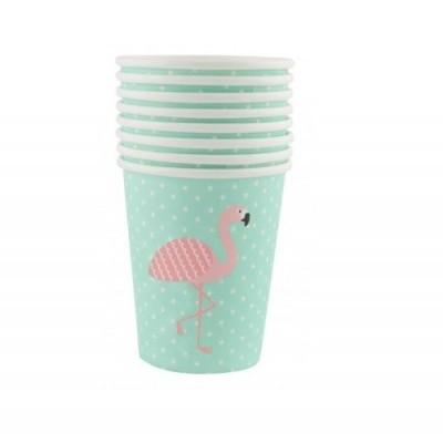 Copos Flamingo