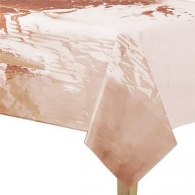 Toalha Rose Gold Metálico
