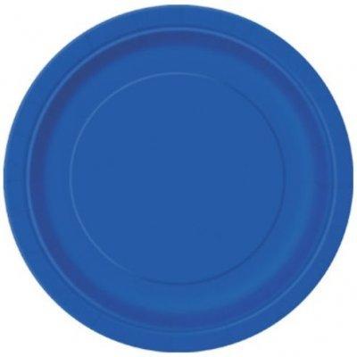 Pratos Azul Escuro Pequenos