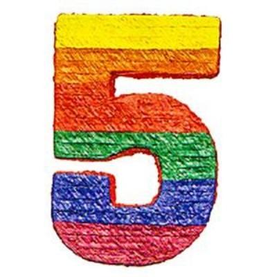 Pinhata Número Cinco