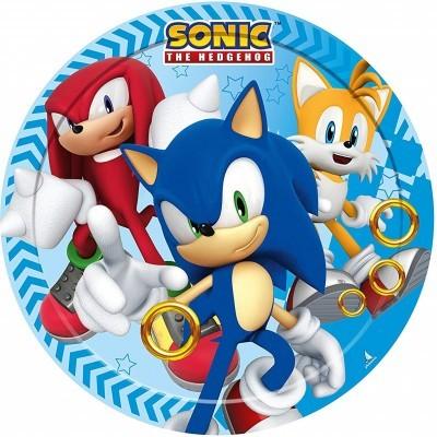 Pratos Sonic