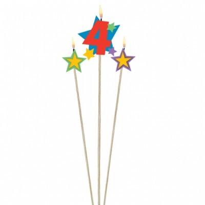 Vela Estrelas N.º4