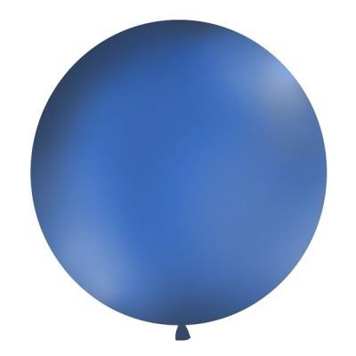 Balão Azul Escuro 90cm Gigante