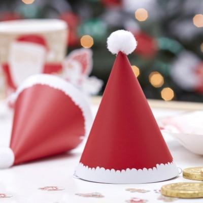 Mini Chapéus Natal