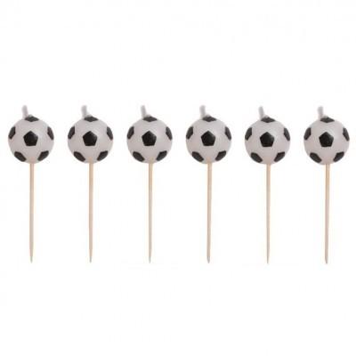 Velas Bolas Futebol