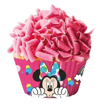 Formas Papel Minnie Rosa