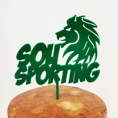 Topo Bolo Sou Sporting