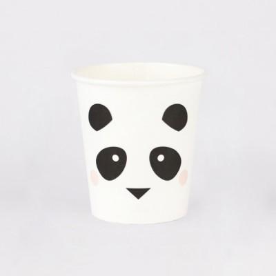 Copos Panda Pequenos