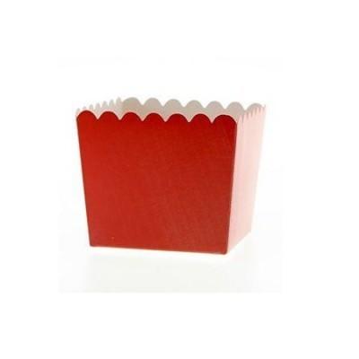 Caixinha Vermelha Lisas