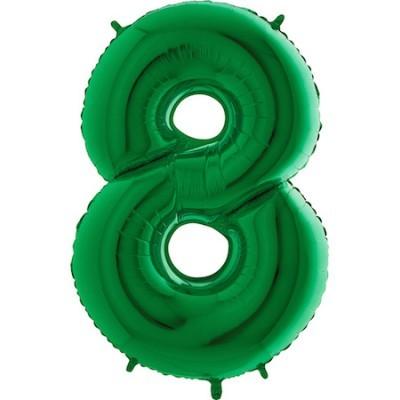 Balão Gigante 8 Verde