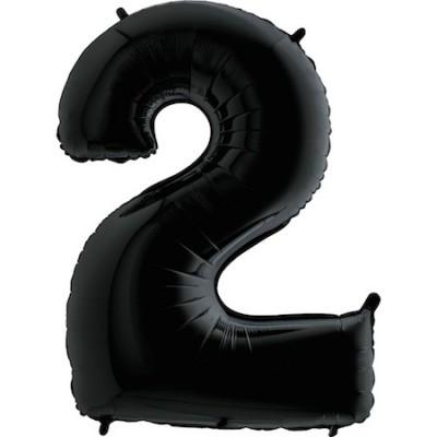 Balão Gigante 2 Preto