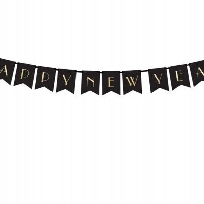 Bandeirolas Happy New Year