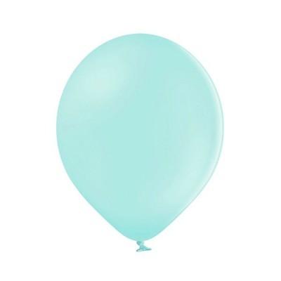 Balão Azul Claro Pastel 30cm
