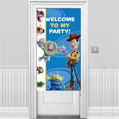Cenário Porta Toy Story