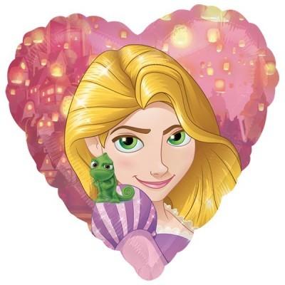 Rapunzel Balão Médio