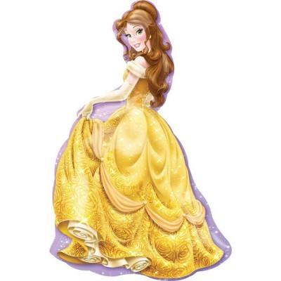 Princesa Bela Balão Grande