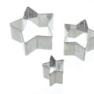 Conj. 3 Mini Estrelas