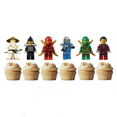 Toppers Ninjago