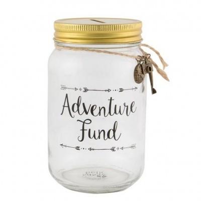 Frasco Mealheiro Adventure Fund