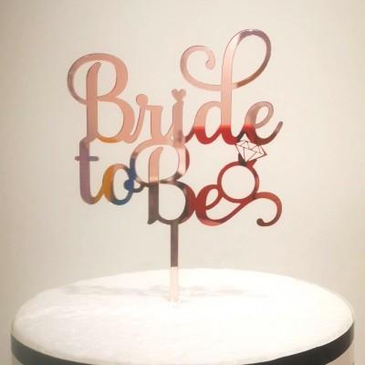 Topo Bolo Bride to Be