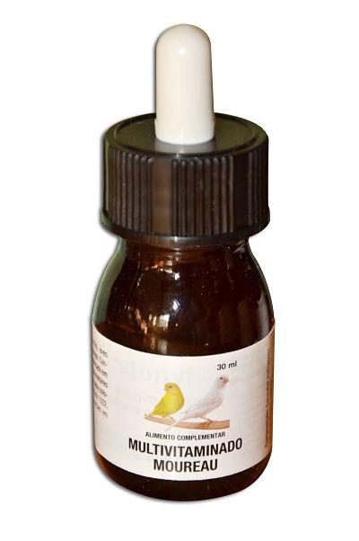 MULTIVITAMIINADO Moreau - Vitaminas, Extracto de Fígado