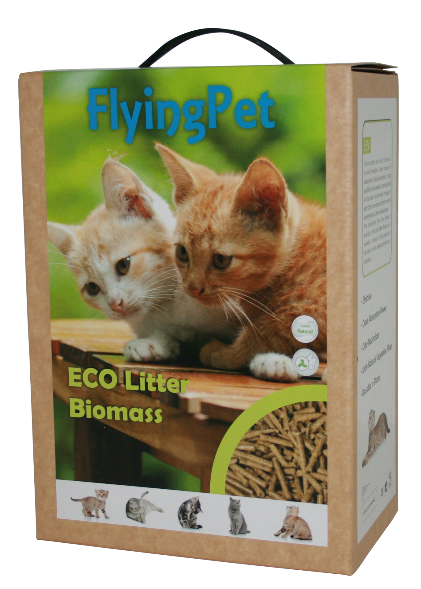 Litter Eco Biomass