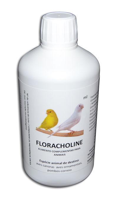 FLORACHOLINE - Regulador da função hepática