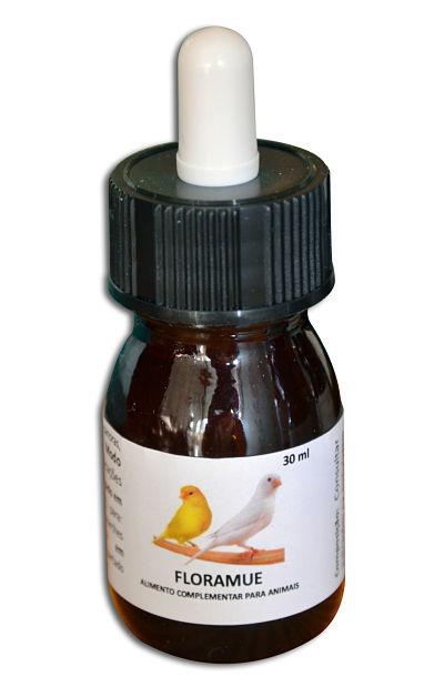 FLORAMUE - Vitaminas e Aminoácidos