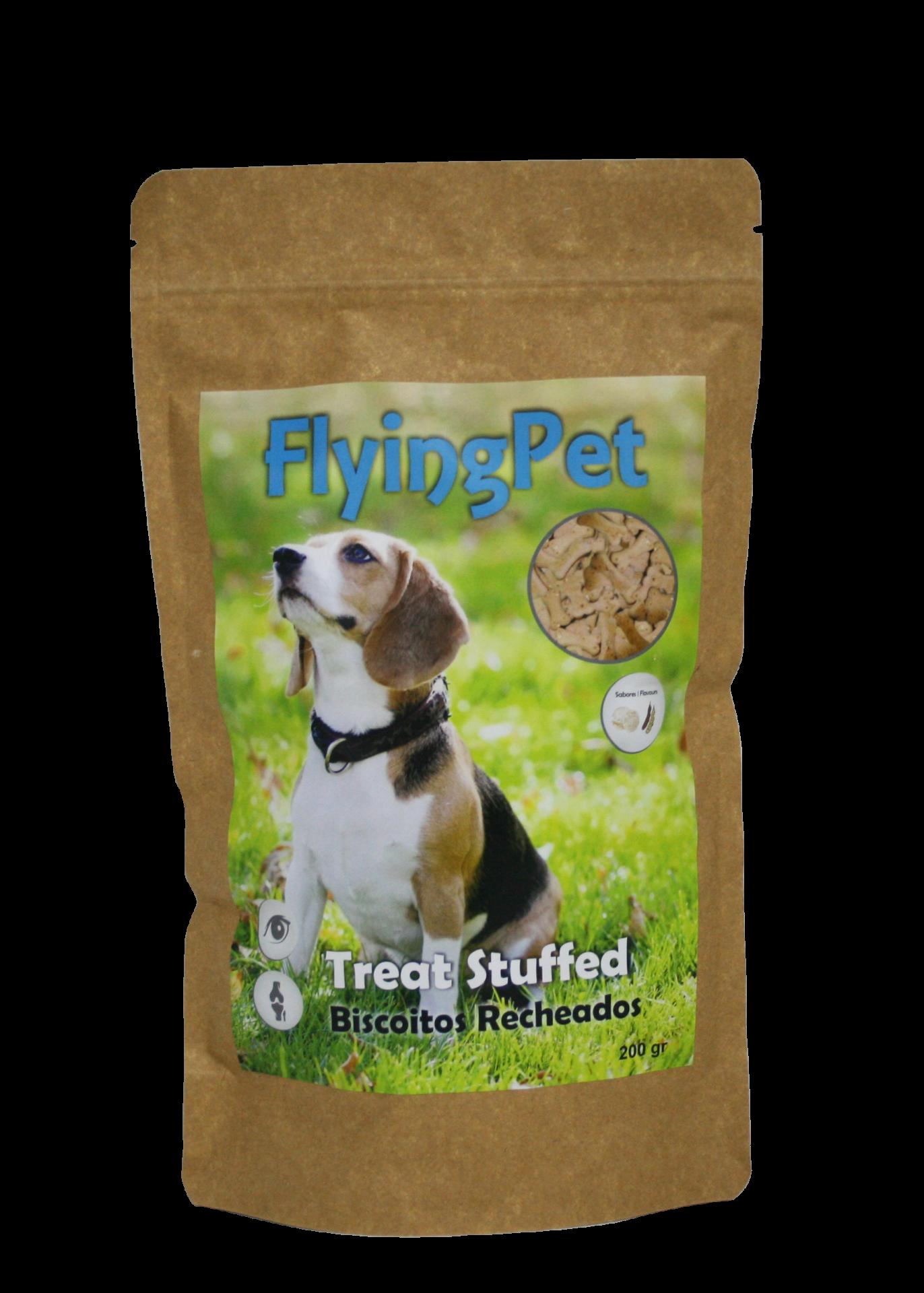 Biscoitos Recheados - Treat Stuffed (200 g)