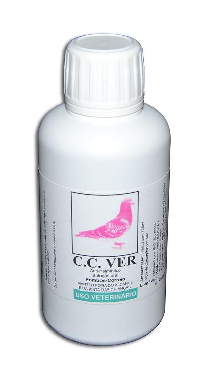 CCVER - Desparasitante interno (Tetramisol)
