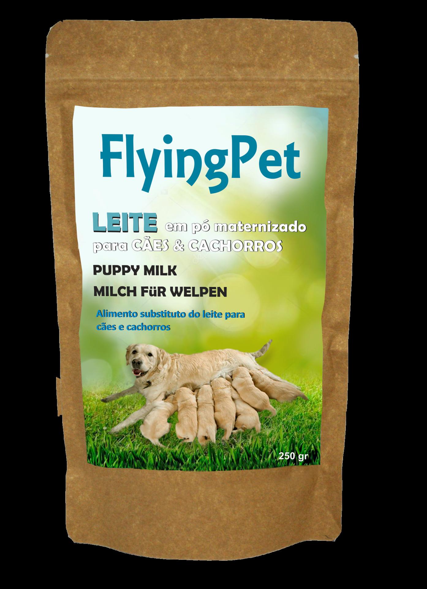 Puppy Milk - Leite maternizado para cachorros (250 g)