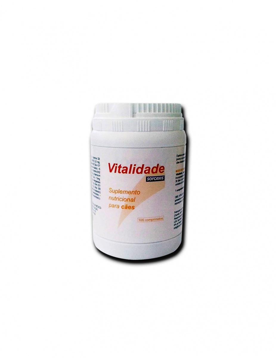 VITALIDADE - Multivitaminado (formulado especialmente para cães alimentados com rações do tipo premium)