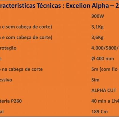 Excelion Alpha - 260