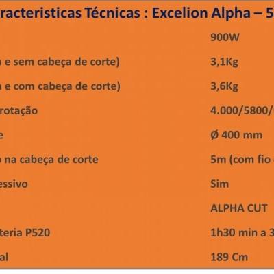 Excelion Alpha - 520