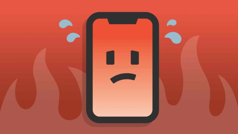 Descubra porque é que a bateria do seu iPhone dura menos no Verão