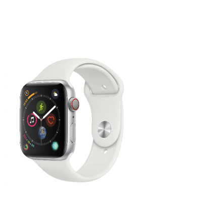 Apple Watch Series 4 GPS 44mm Prateado
