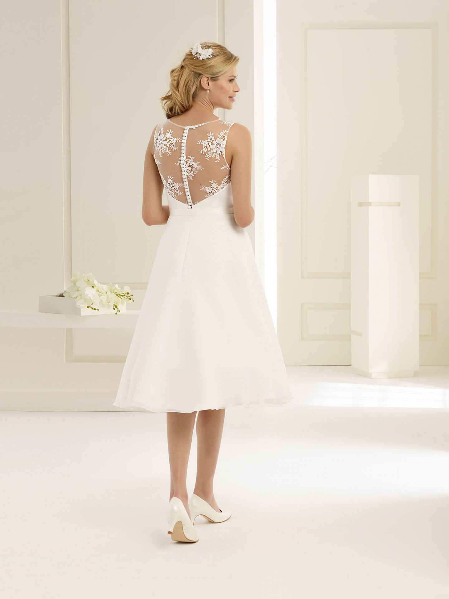 Vestido Noiva Tapazia
