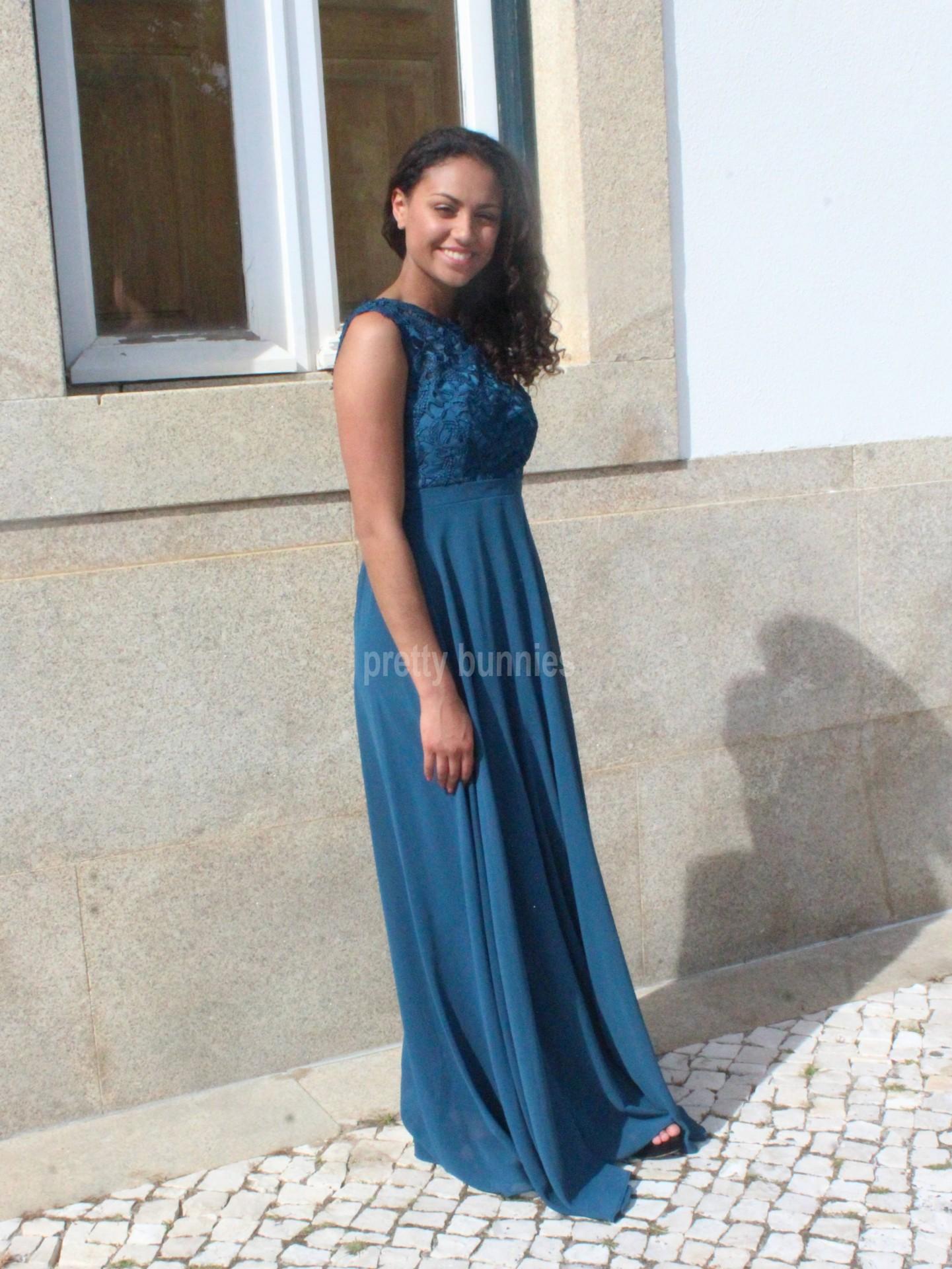 Vestido Angélica Longo TG