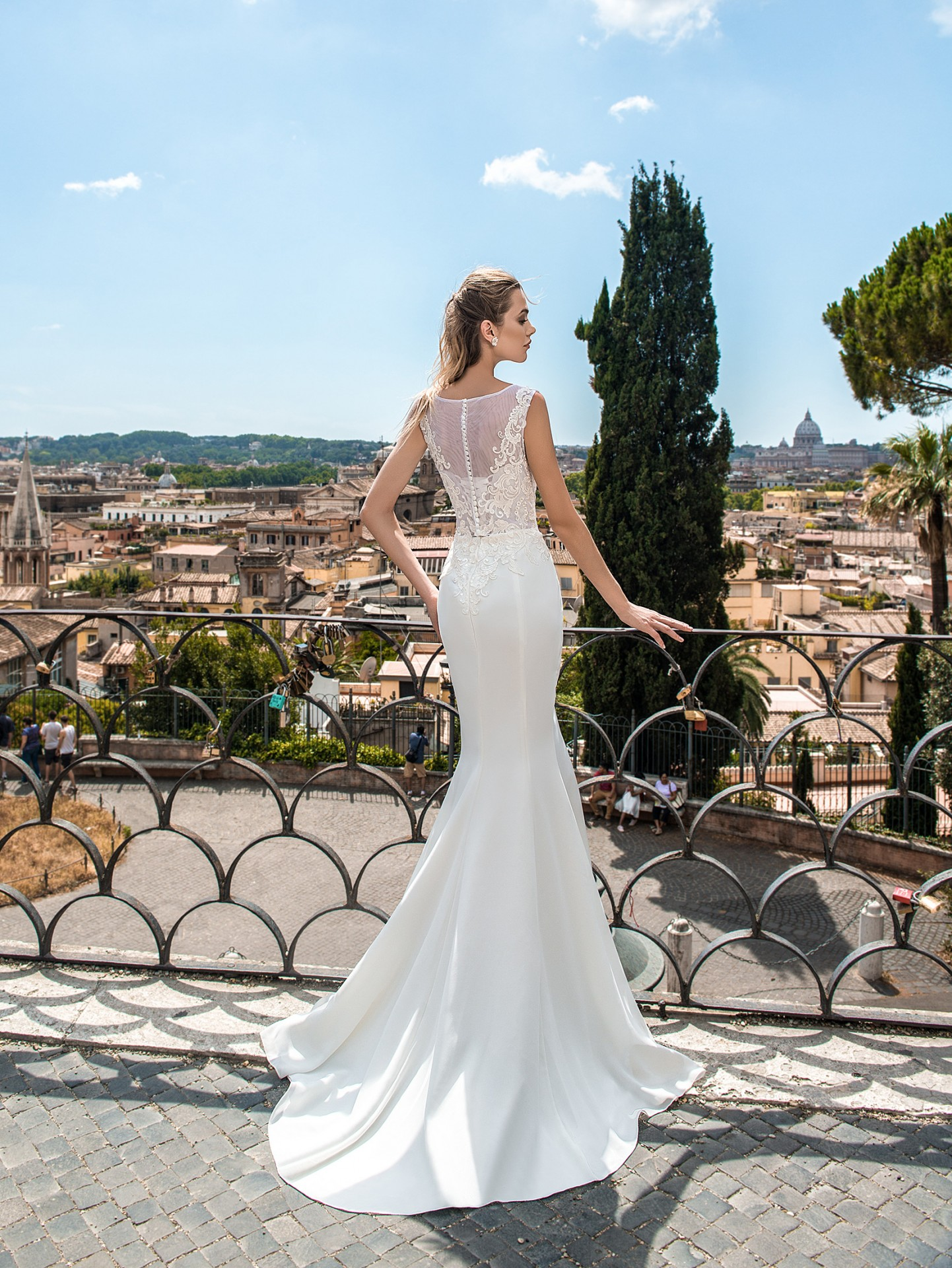 Vestido Noiva MB056