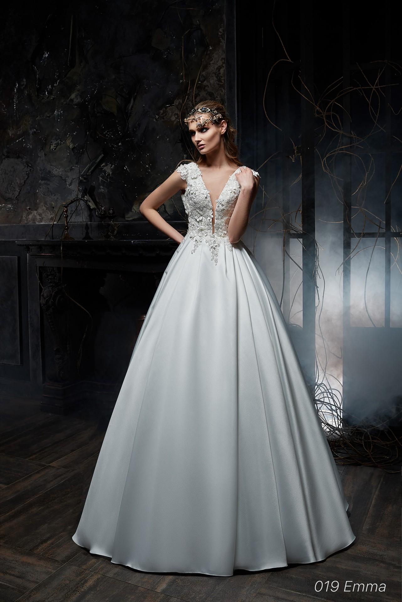 Vestido Noiva 019