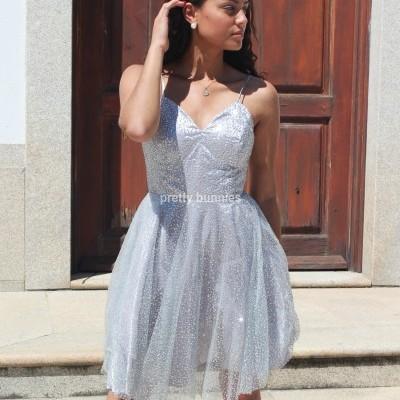 Vestido Dânia Curto