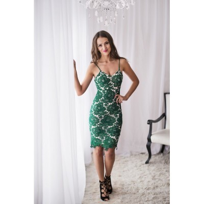 Vestido Bárbara Curto